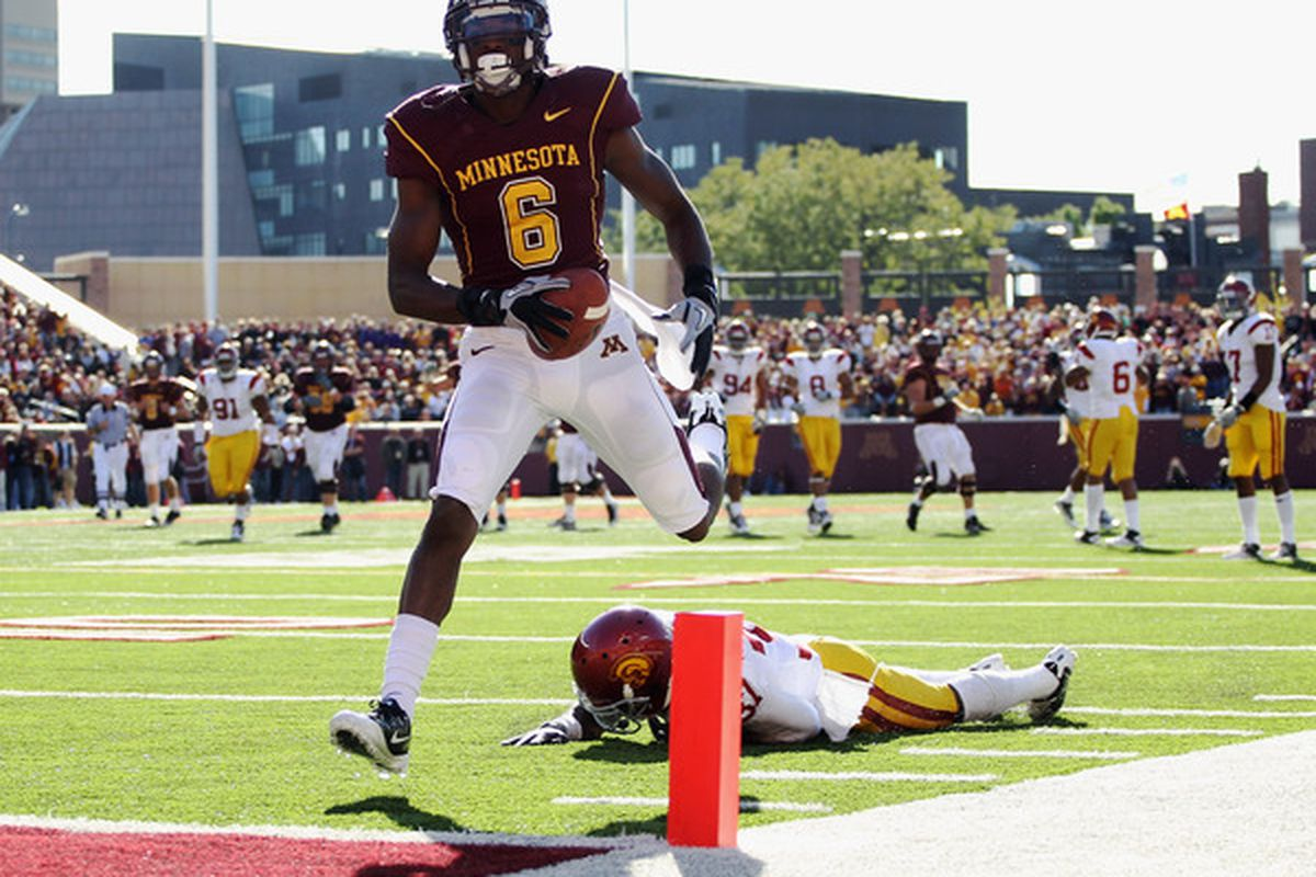 The Gophers played USC closer than expected, but couldn't hold their lead.