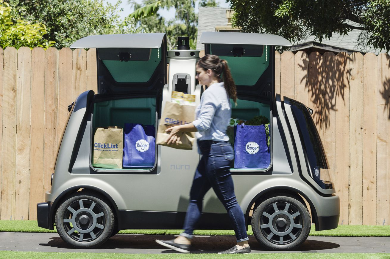 self driving delivery startup nuro releases its voluntary safety report