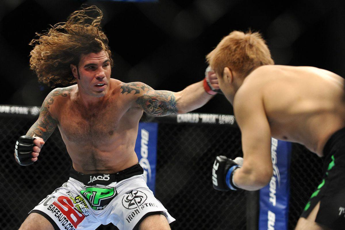 UFC Fight Night on Yas Island, Abu Dhabi - Full results | Sport - Gulf News