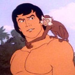 """The 1970s Saturday morning cartoon favorite """"Tarzan, Lord of the Jungle."""""""