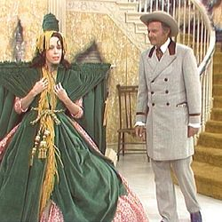 """Carol Burnett and Harvey Korman in the """"Gone With the Wind"""" spoof, featured on """"The Carol Burnett Show: Carol's Favorites."""" The six-disc DVD set retails for $59.95."""