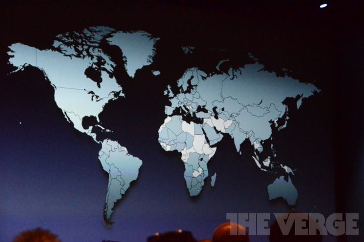 Apple expands the ios and mac app stores to 32 new territories the app store new territories wwdc gumiabroncs Choice Image