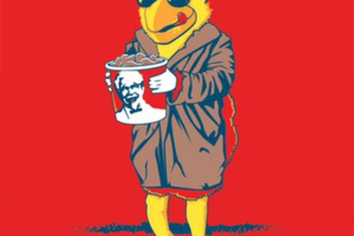 "via <a href=""http://www.teecrush.com/shirt/lucky-threadz/san-diego-chicken-1517"">www.teecrush.com</a>"