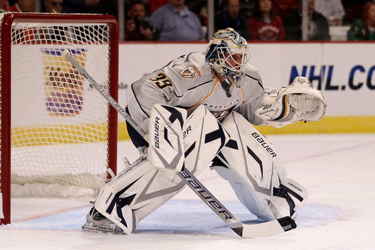 Restricted free agent goaltender Anders Lindback signed a 2-year contract with the Tampa Bay Lightning on Friday, July 6th, 2012