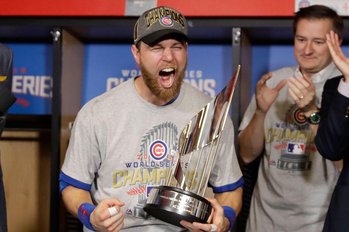 7cc7ac944 Ben Zobrist named 2016 World Series MVP - SBNation.com