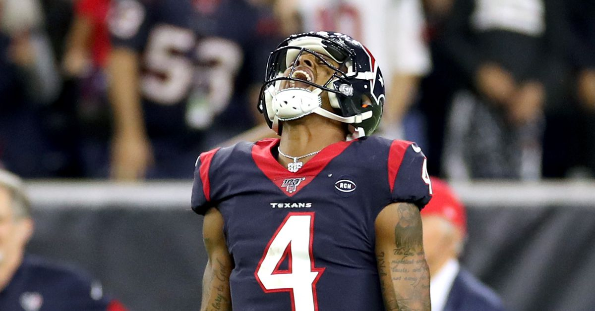 The Texans' stupidly perfect OT win over the Bills, in 6 drives