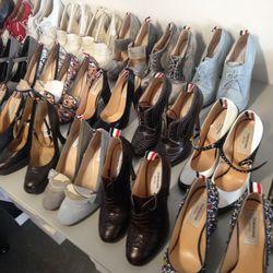 Women's shoes, $125