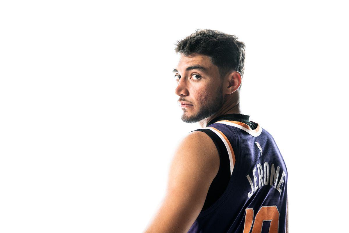 2019 NBA Rookie Photo Shoot