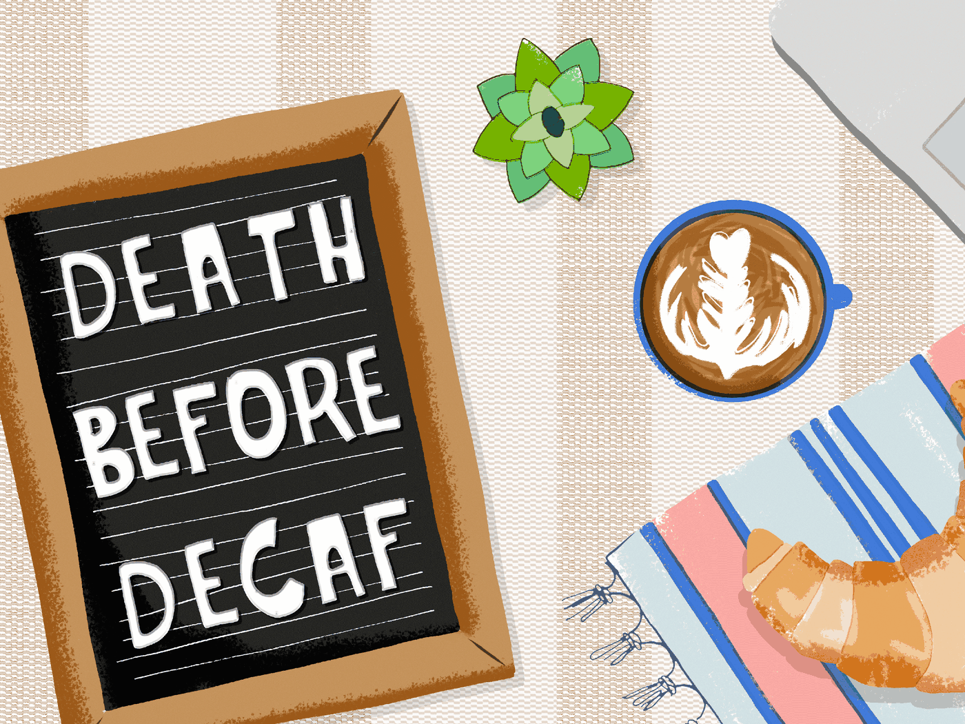 Decaf coffee: why the stuff without caffeine has a bad reputation ... #meWithoutCoffeeQuote
