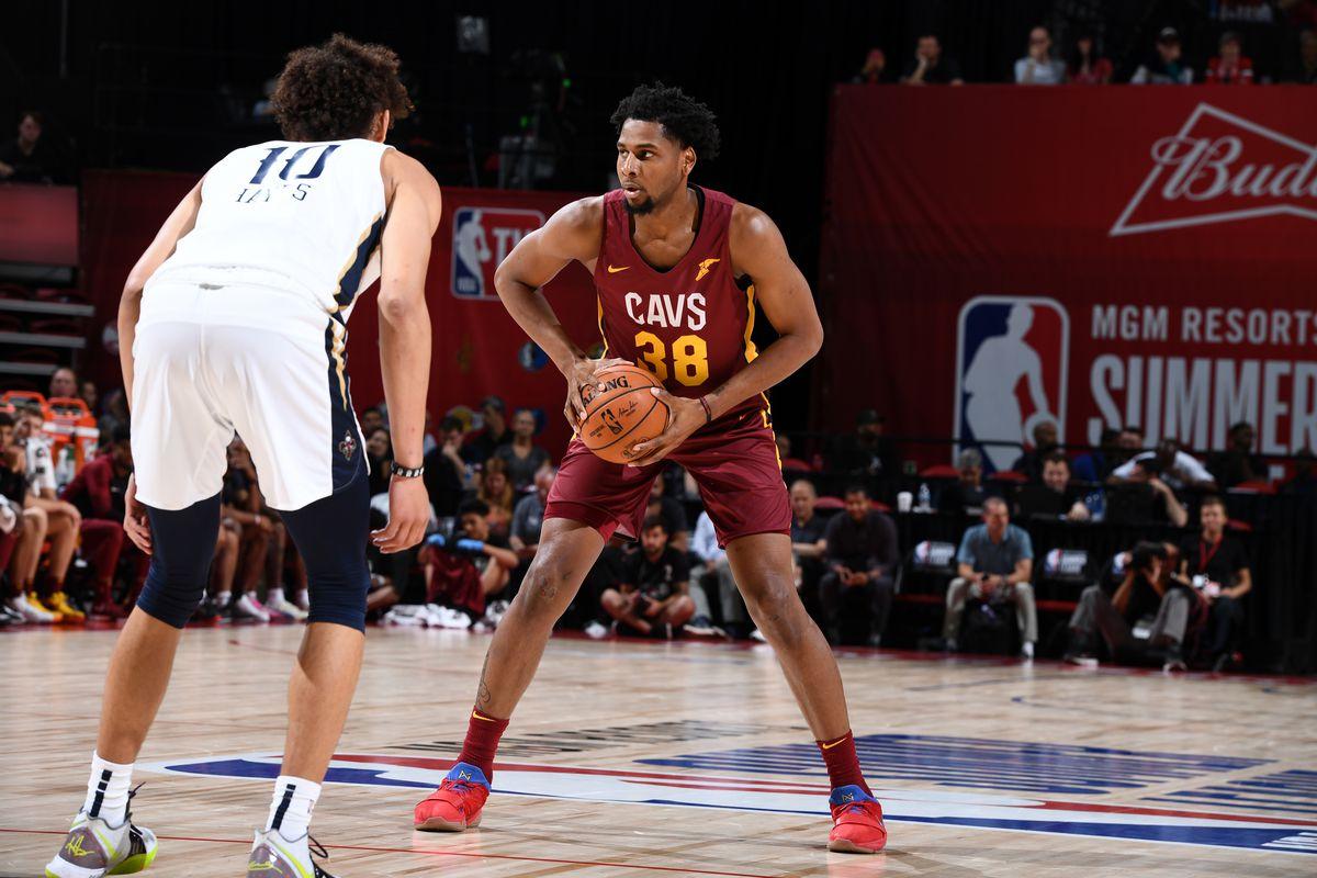 2019 Las Vegas Summer League - Day 6 - Cleveland Cavaliers v New Orleans Pelicans