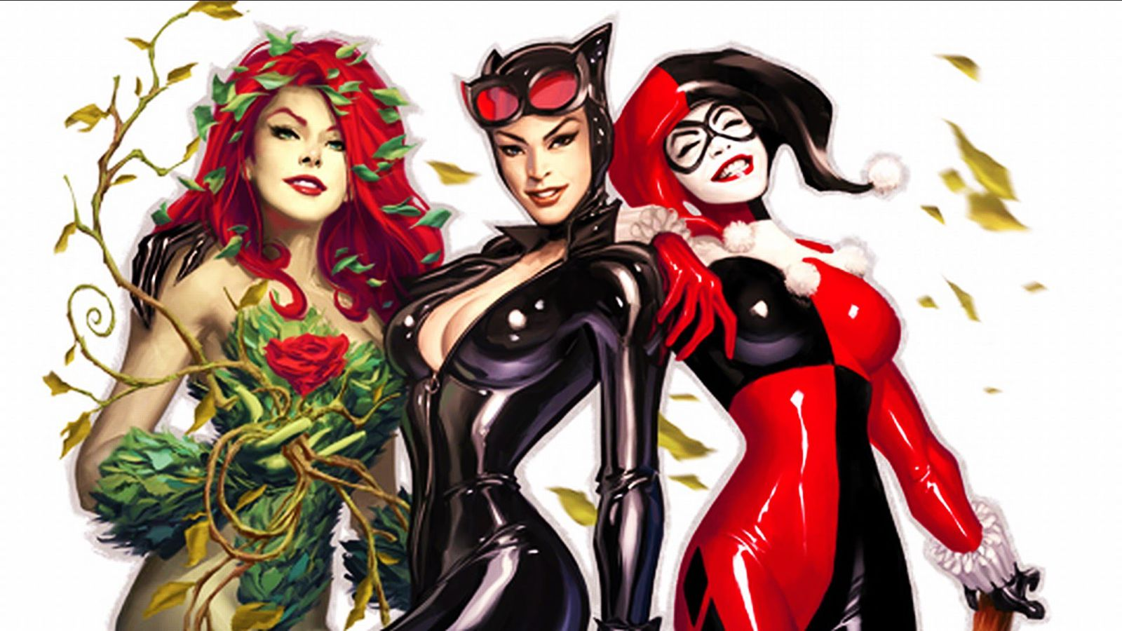 Harley Quinns Spinoff Movie Is Called Gotham City Sirens - The Verge-6217