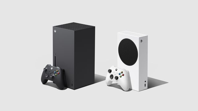 An image of the Xbox Series X and Xbox Series S consoles