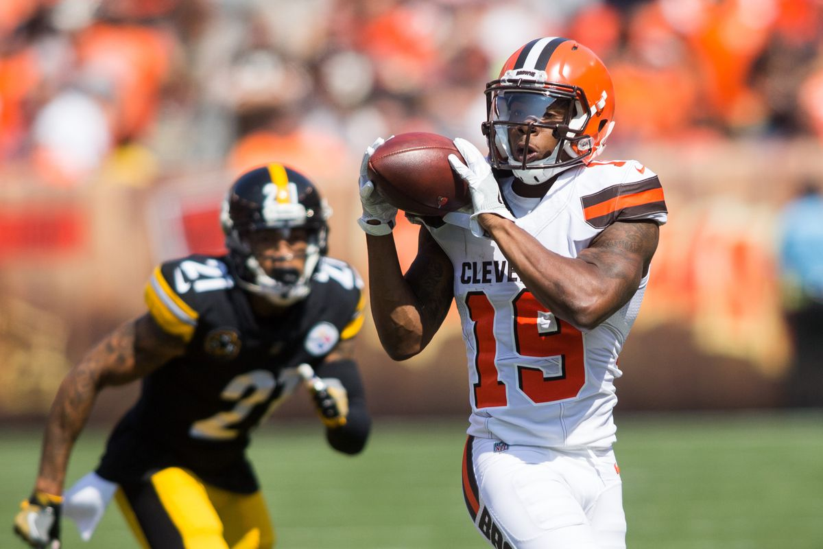 Pittsburgh Steelers Vs Cleveland Browns 4th Quarter Game