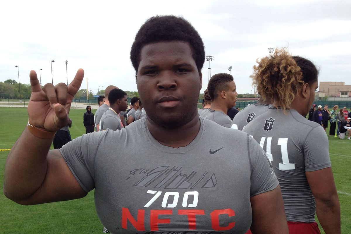 Bryce English at the Dallas NFTC in 2013