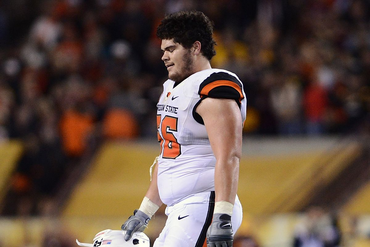 The Beavers will have a healthy Outland Trophy candidate Isaac Seumalo back for 2015.