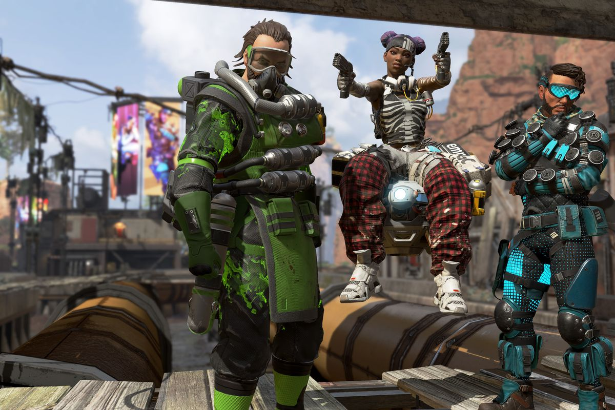 What to know about the new 'Apex Legends' character Octane