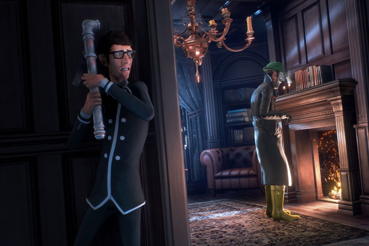 We Happy Few is the story of what comes after the fall of European