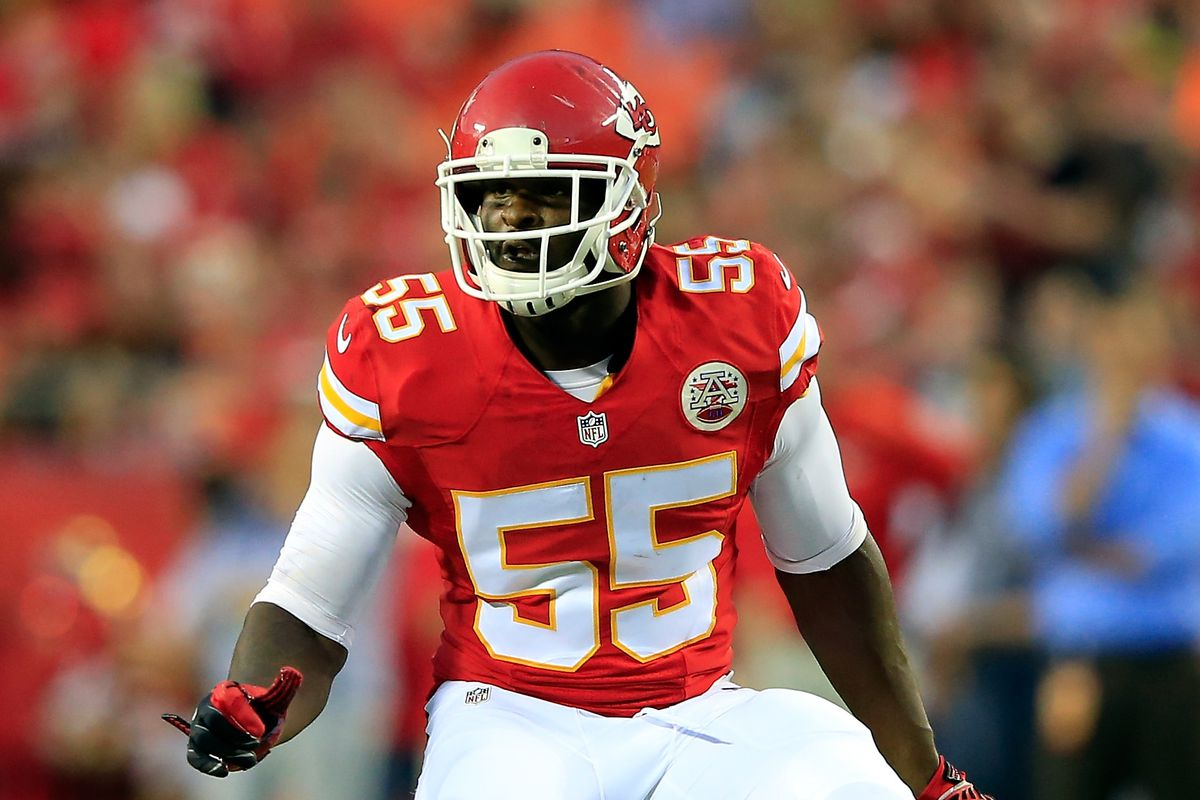 Report Chiefs Will Place Franchise Tag On Linebacker Dee Ford Arrowhead Pride