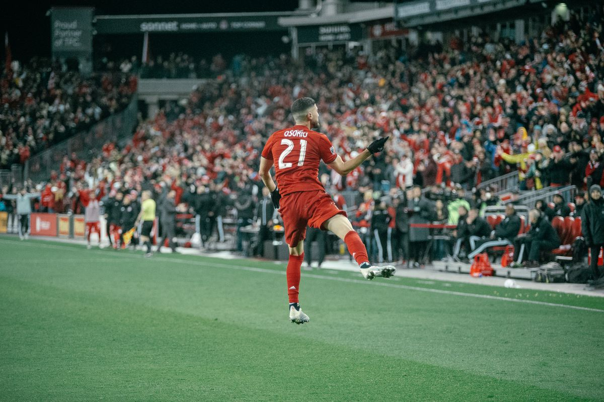 5 things noticed after Toronto FC's 5-1 win over D.C. United in the MLS Cup Playoffs