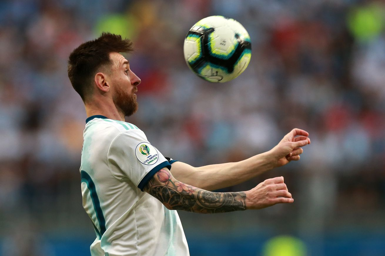 Messi: Qatar win an ?important boost? for Argentina