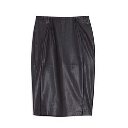 McQ Alexander McQueen faux leather skirt , $182.70 (Original price: $345; First Markdown: $304.50)