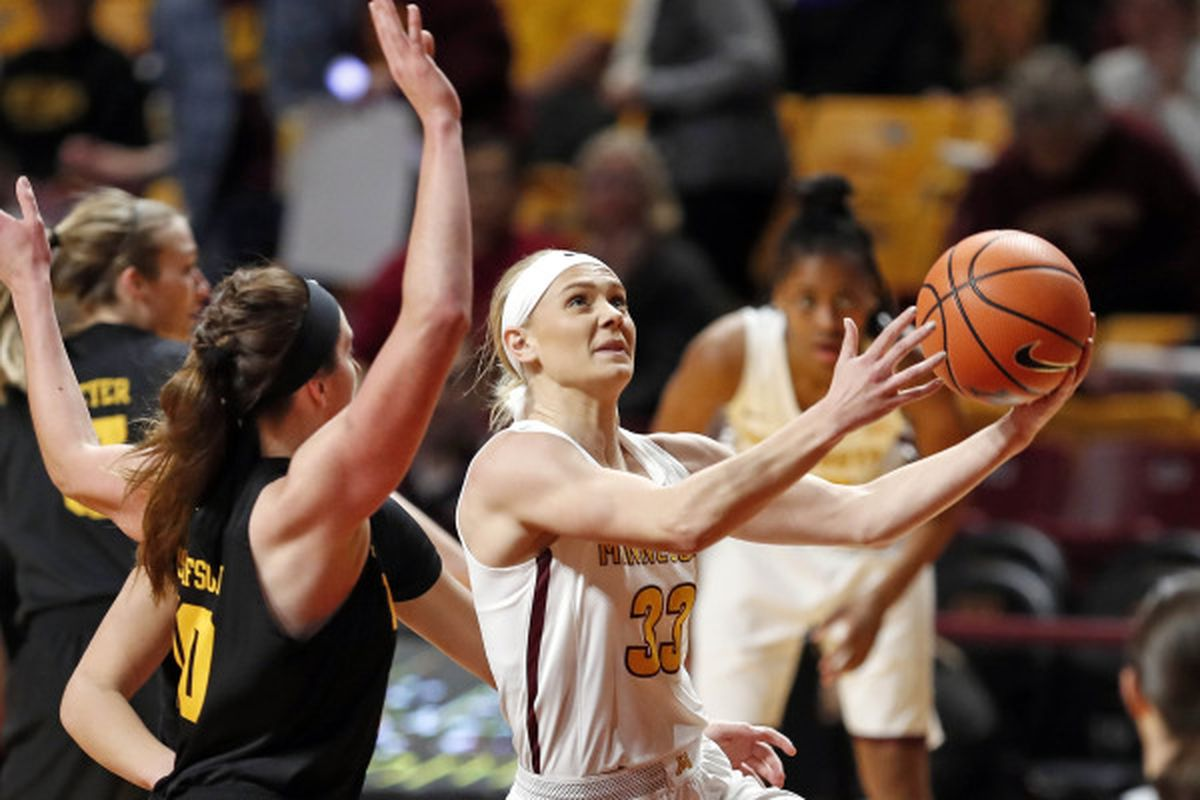 Carlie Wagner and the Gophers are in the NCAA Tournament...but who will  they play? gophersports.com