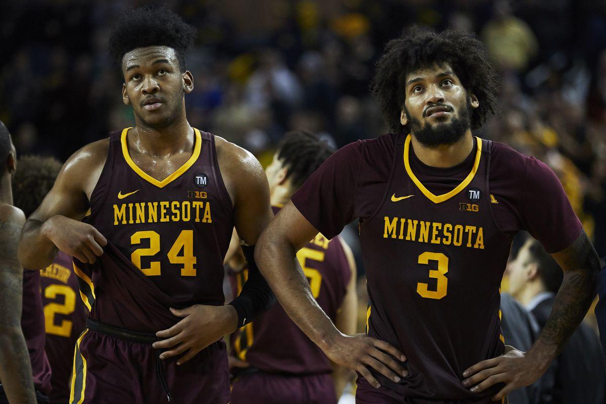 NCAA Basketball: Minnesota at Michigan