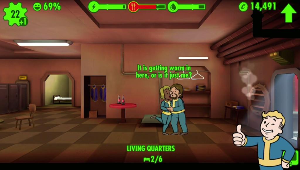 Fallout Shelter Bethesda