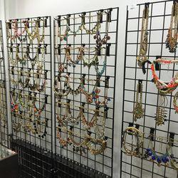 Necklaces, $35