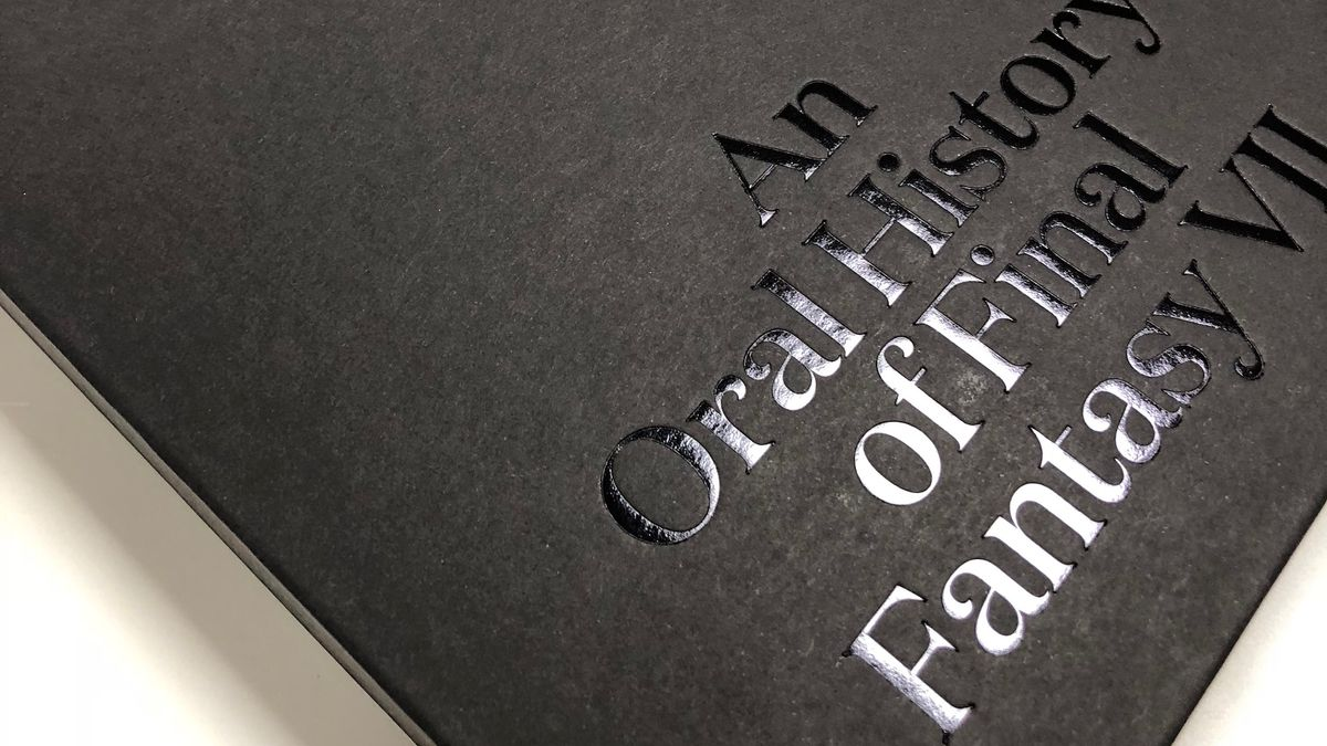 500 Years Later: An Oral History of Final Fantasy VII - photo of Special Box Set Edition