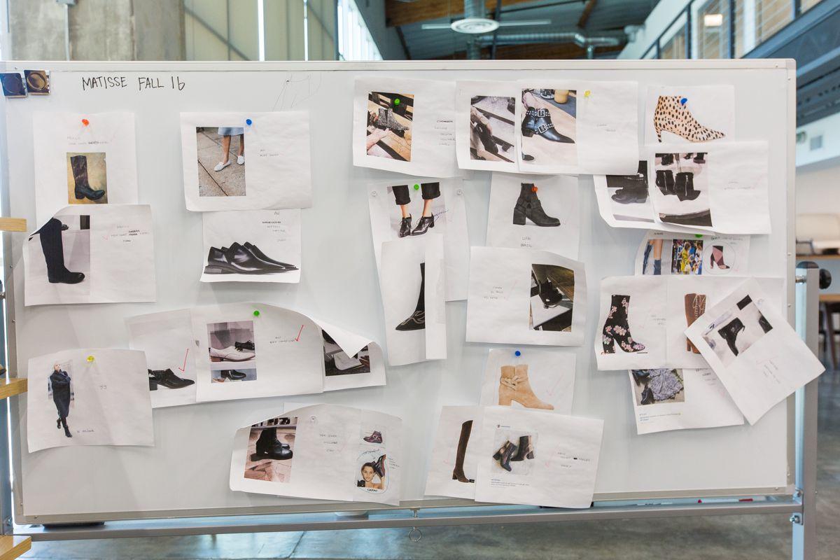 Explore Matisse Footwear's Boot-Filled Design Studio in El Segundo