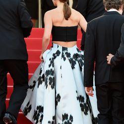 Natalie Portman in Dior