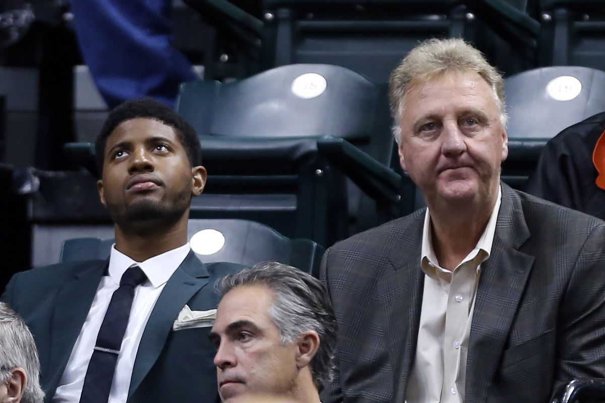 c51beccf64f Pacers don't rule out Paul George returning this season - SBNation.com