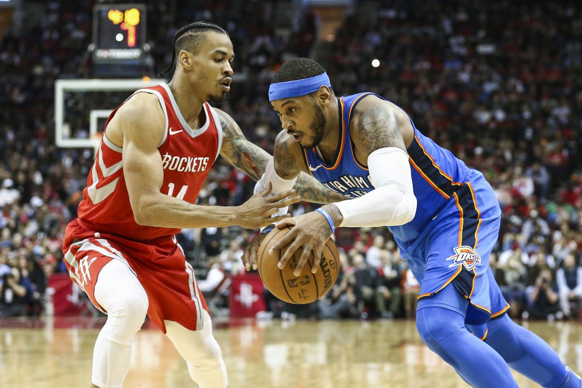 Houston Rockets vs  Oklahoma City Thunder game preview - The