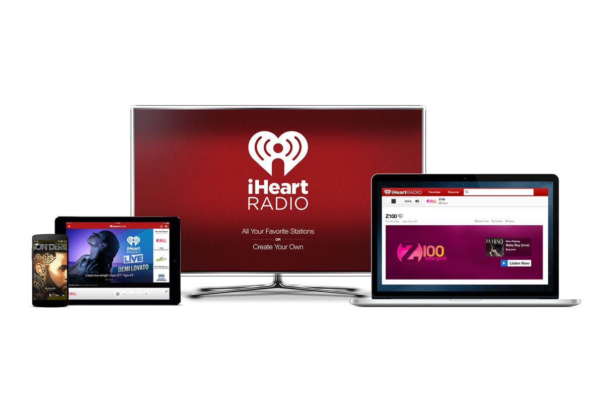 iHeartRadio is the fastest growing music service no one is