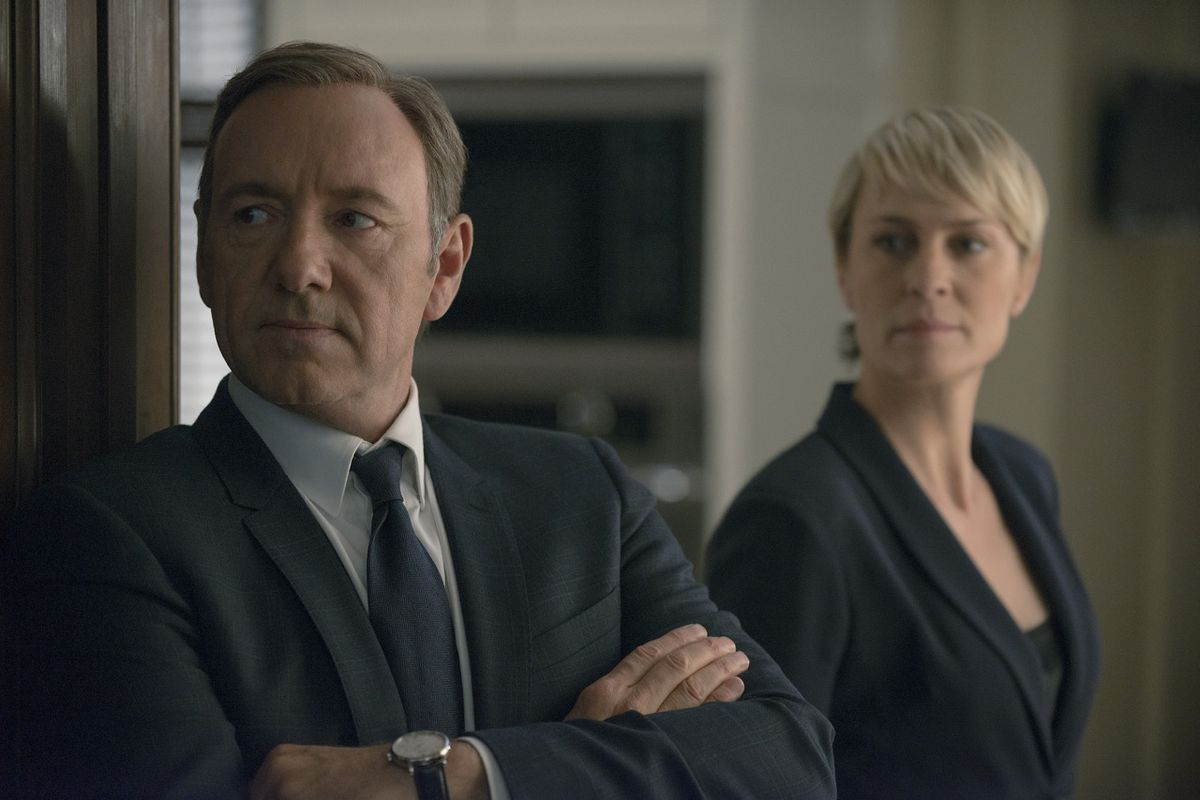 House of Cards has been hugely influential in the culture at large and on awards voters. But we have no idea how many people have actually watched it.