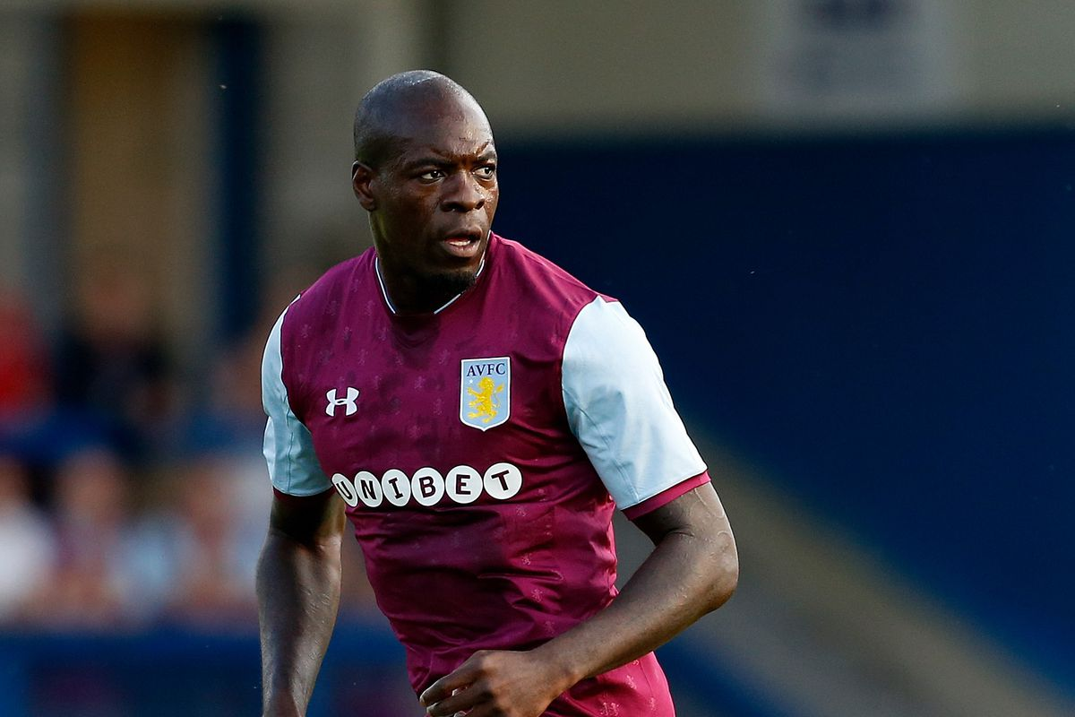 Veteran defender Chris Samba agrees deal at Aston Villa