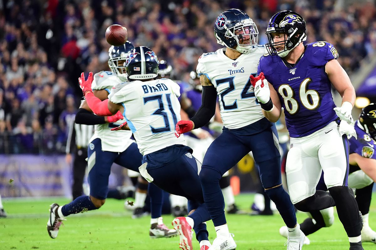 NFL: AFC Divisional Round-Tennessee Titans at Baltimore Ravens