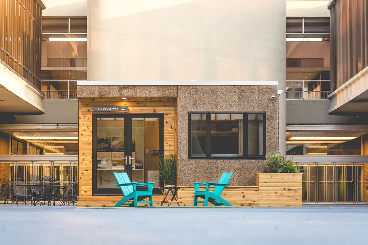This housing startup designed homes that grow with their owners - Curbed