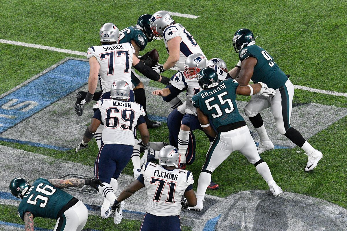 new style 7bd3e 3700a Brandon Graham's Strip Sack Brought a Super Bowl Win to ...