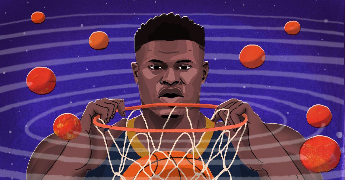 NBA Draft How Zion Williamson Grew Bigger Than The