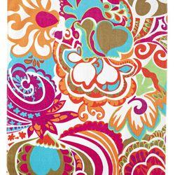 Trina Turk Printed Beach Towel, $30.