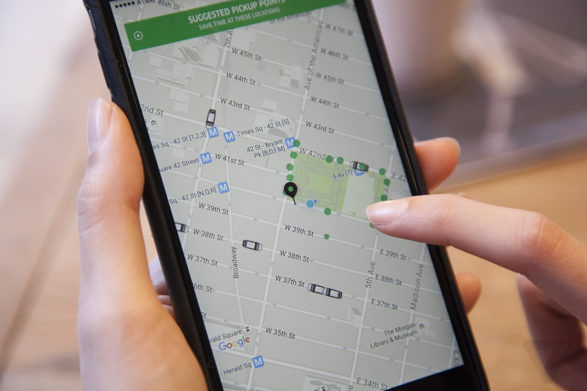 Find A Gas Station >> Uber Drivers Can Now Find The Cheapest Gas Stations Within