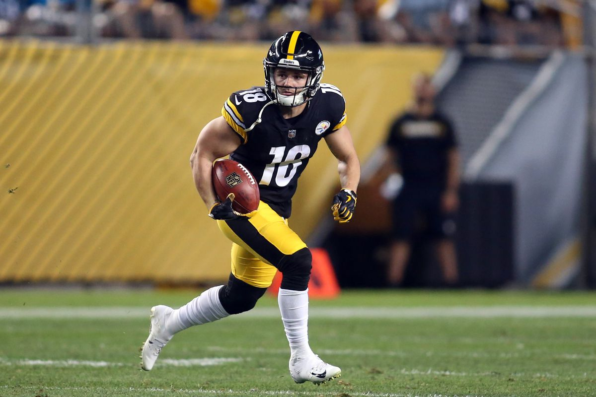 best service 8ef98 78a1c Update your rosters, some Steelers have changed their jersey ...