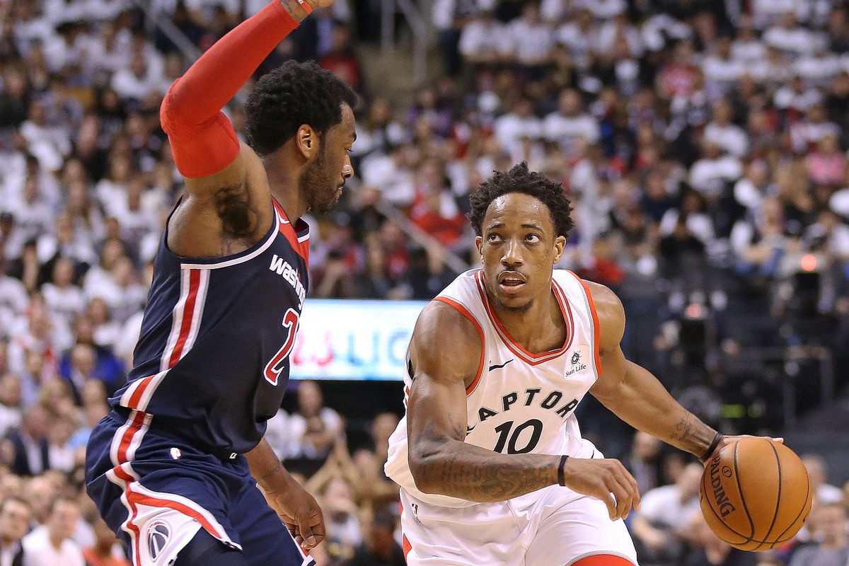 Image result for raptors vs wizards