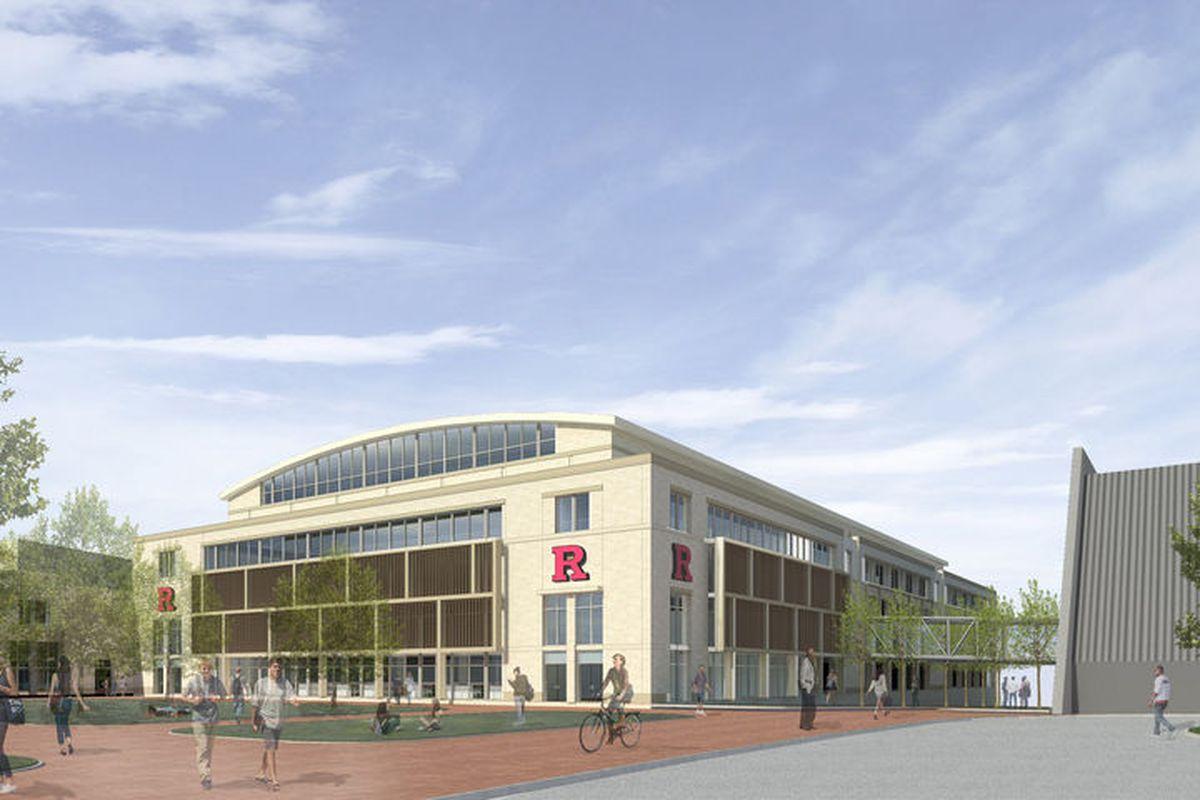 Multi sport practice facility