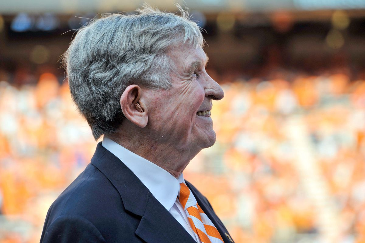 Johnny Majors was a Tennessee alum and coach, but had his greatest success at Pitt