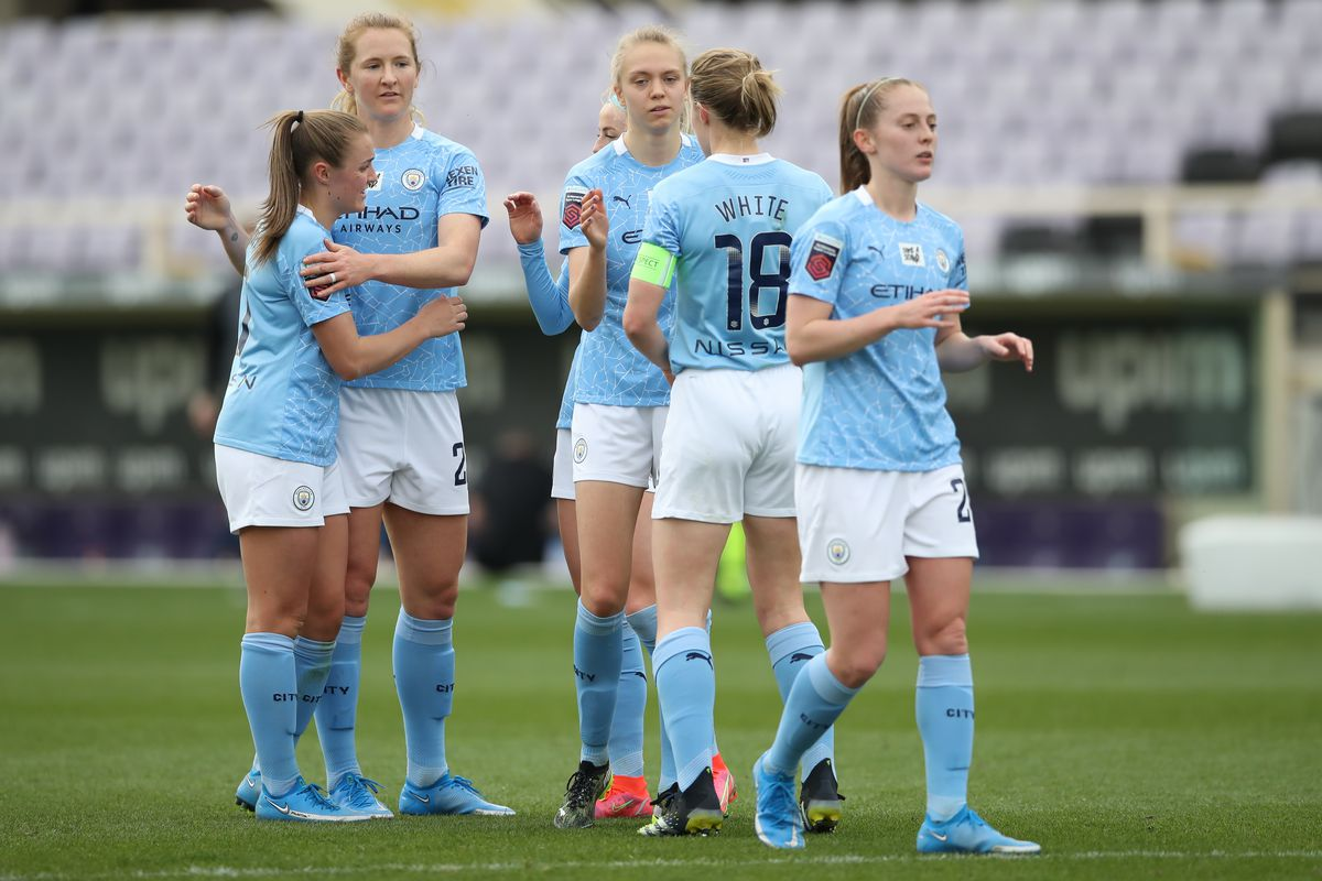 ACF Fiorentina v Manchester City WFC - Women's UEFA Champions League Round Of 16 Leg Two