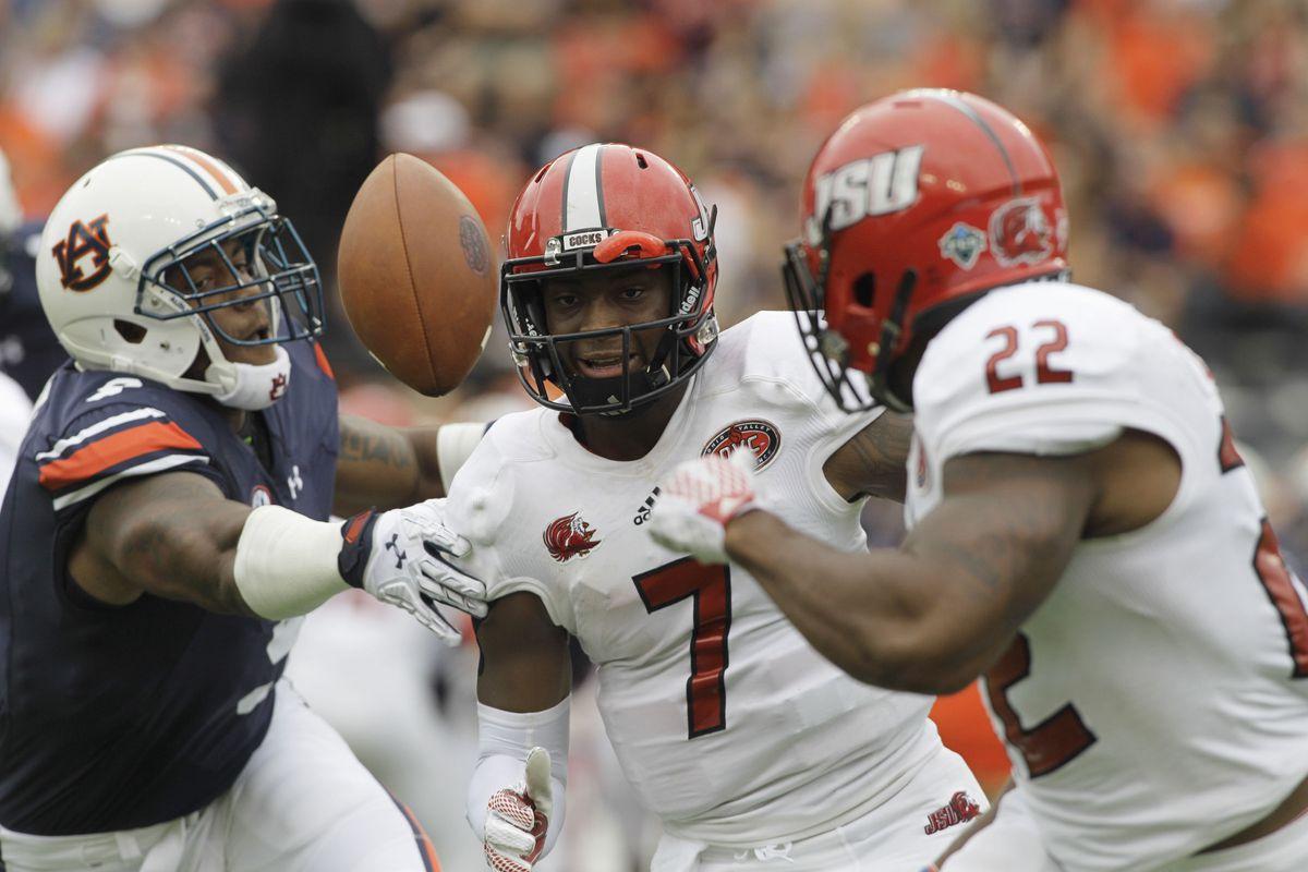 NCAA Football: Jacksonville State at Auburn