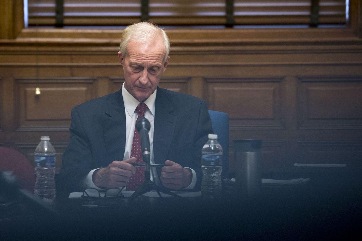 D.C. Council member Jack Evans